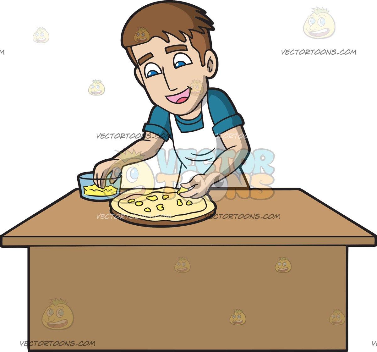 pie clipart woman baker