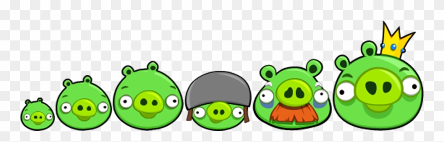 Pigs clipart angry bird. They birds game pinclipart