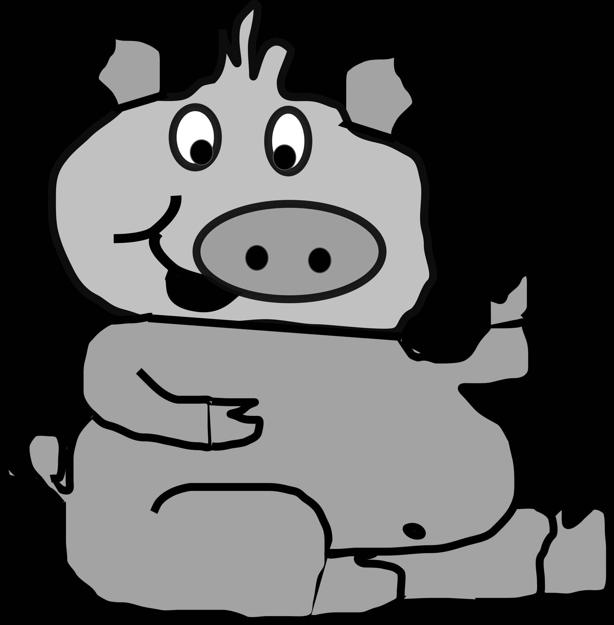 Page of clipartblack com. Pig clipart bbq