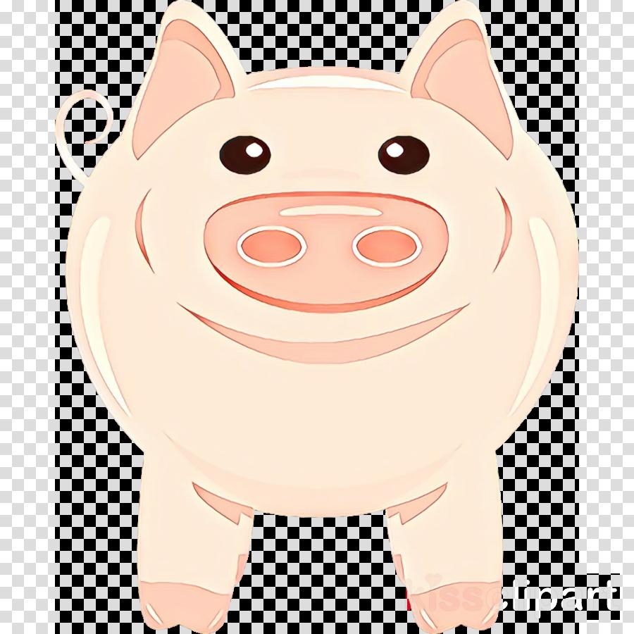 pig clipart dog