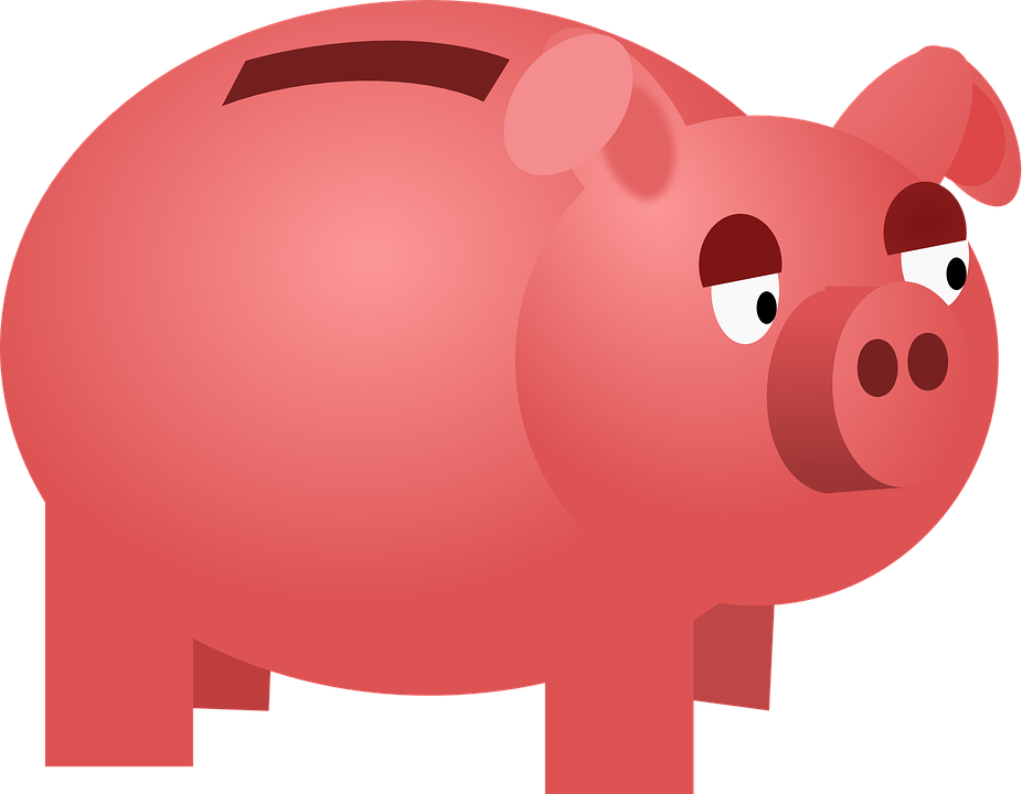 Pig clipart drinking. Money free on dumielauxepices