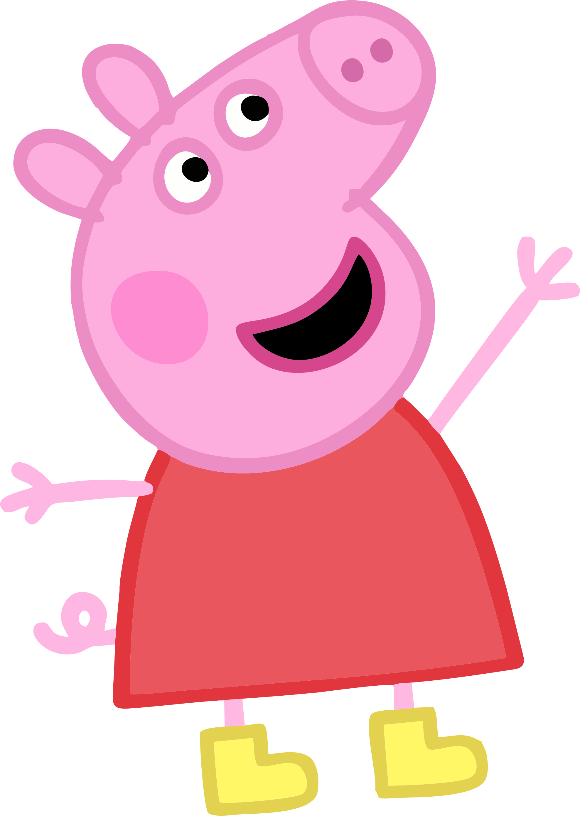 Pig clipart race. Peppapig by convitex png