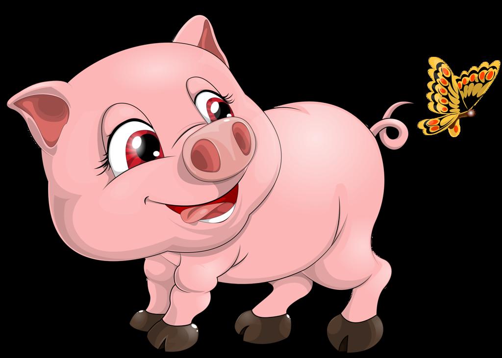 Image du blog zezete. Pig clipart six