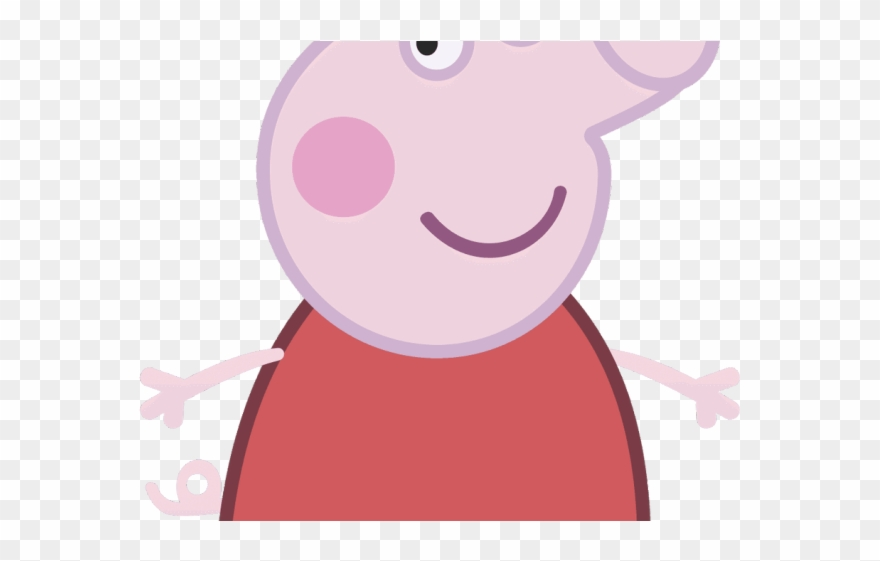 Peppa and george png. Pig clipart summer