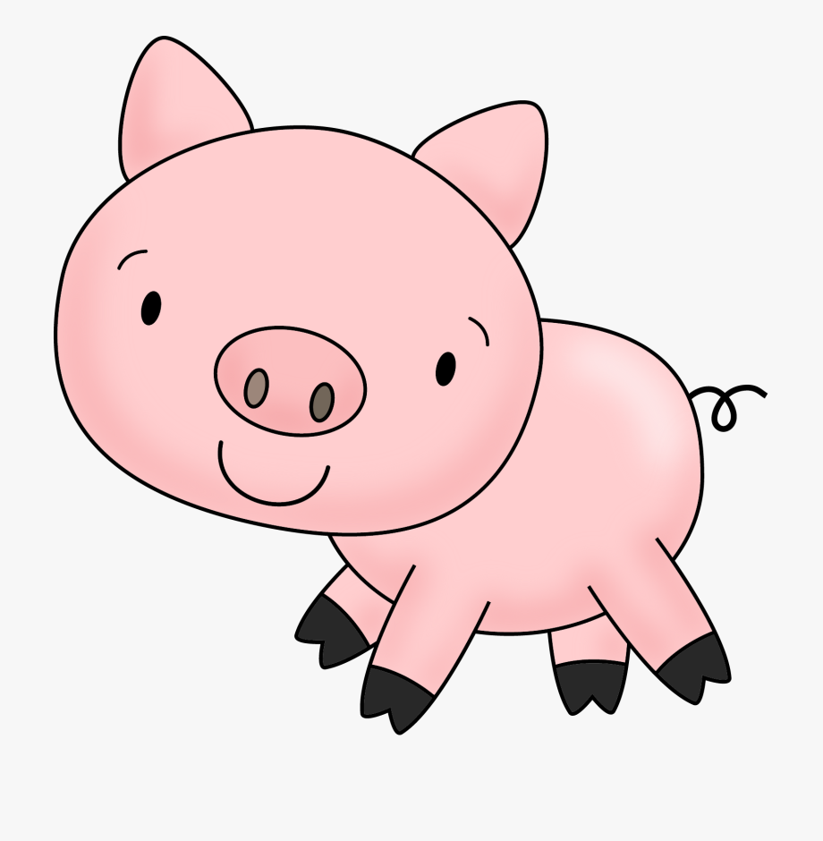 Images of a pig. Pigs clipart transparent background