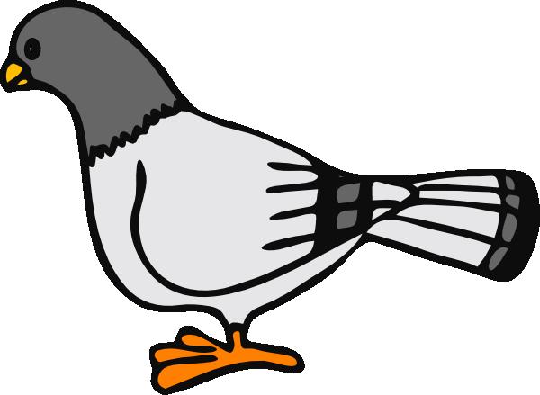 Pigeon clipart. Panda free images