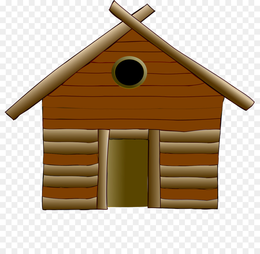 Pig cartoon house building. Pigs clipart home