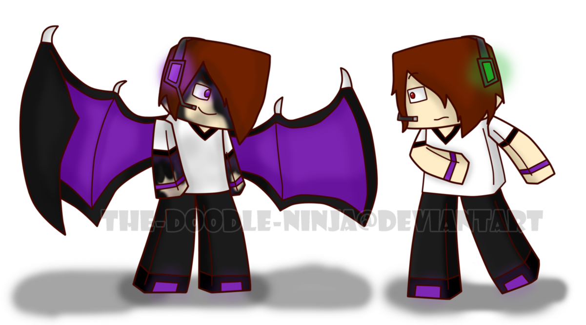 Deadlox drawing at getdrawings. Youtube clipart minecraft