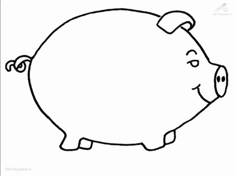 Free cartoon pictures of. Pigs clipart printable