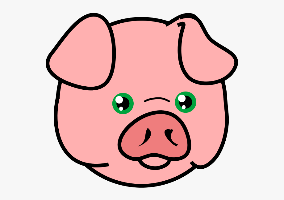 Pigs clipart swine. Pig free to use
