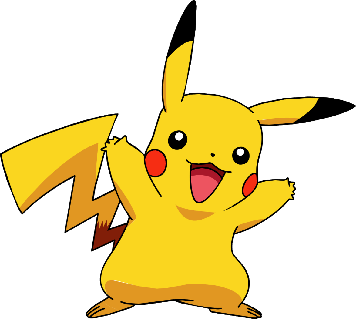collection of pikachu. Youtube clipart pokemon