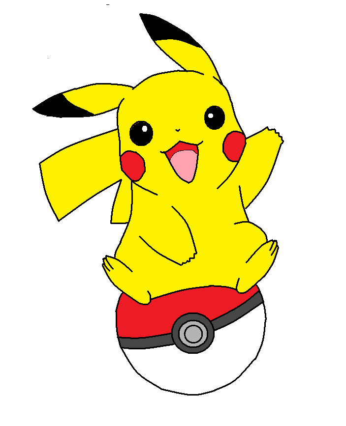 Pikachu clipart. Free cliparts download clip