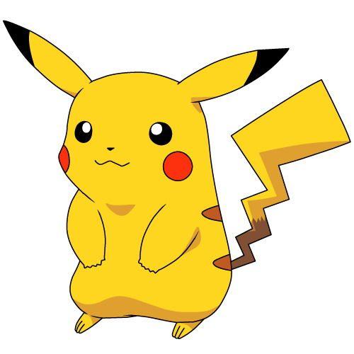 Clip art pokemon scrapbooking. Pikachu clipart