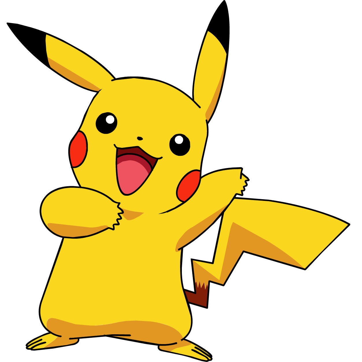 Pikachu clipart.  experiences all pokemon