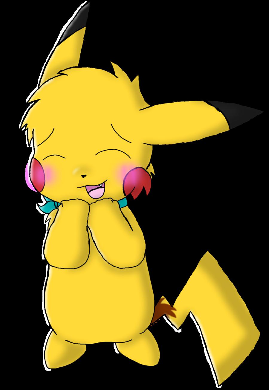 Pikachu clipart anime, Pikachu anime Transparent FREE for ...