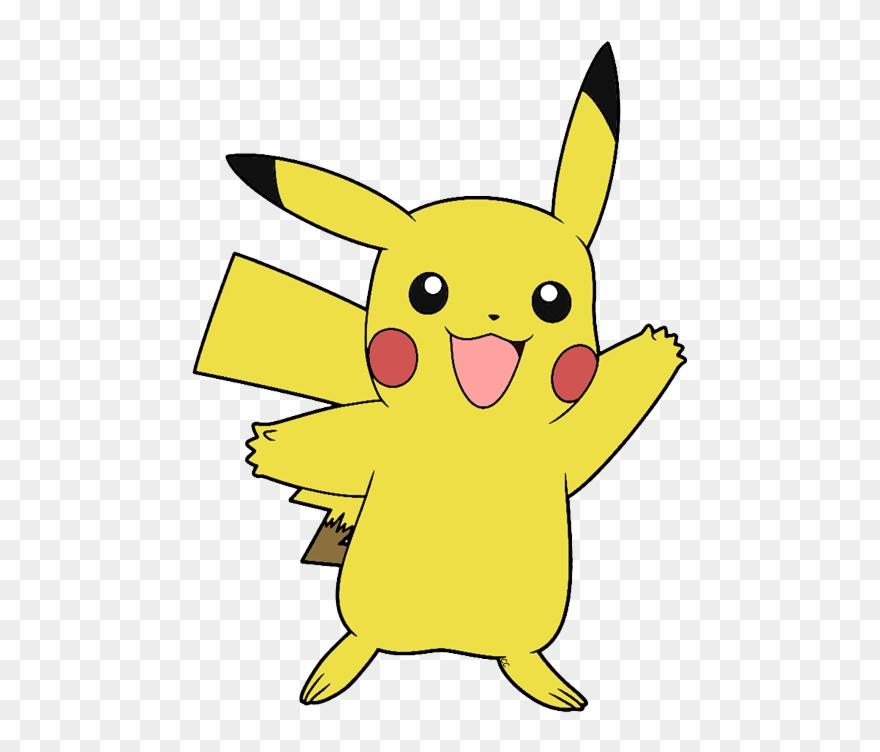 Pikachu clipart cartoon, Pikachu cartoon Transparent FREE ...