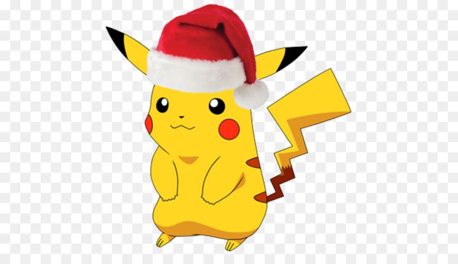 Pikachu clipart christmas, Pikachu christmas Transparent ...