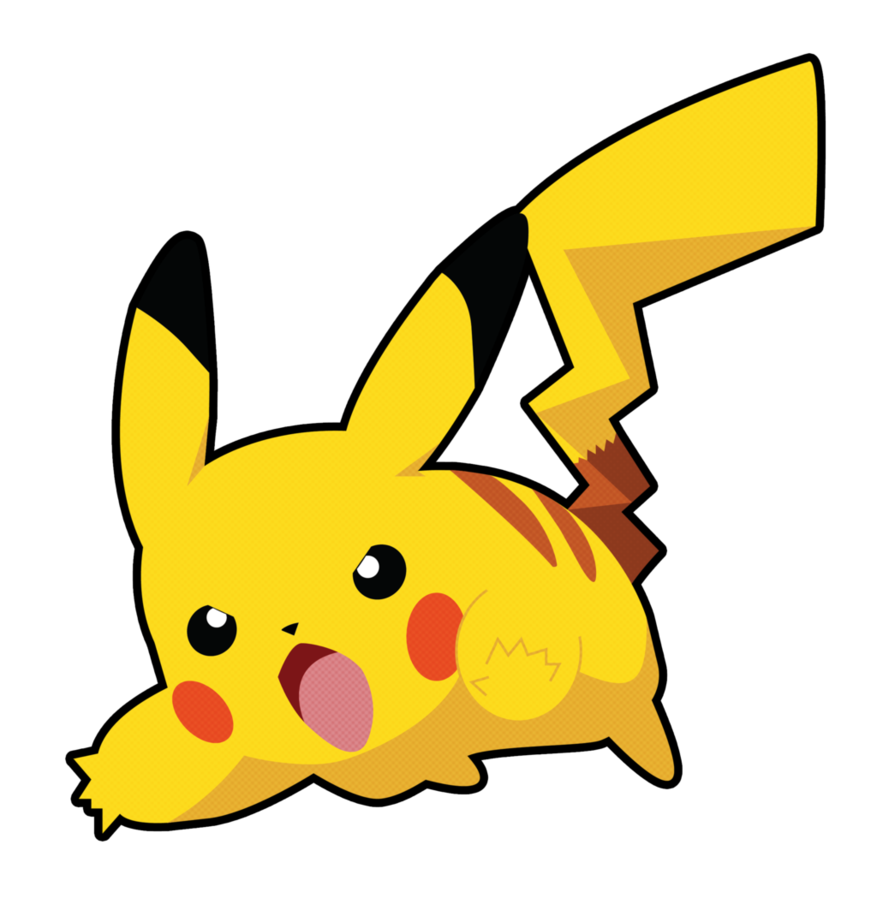 Pokeball clipart gambar. Pikachu png by cmorigins