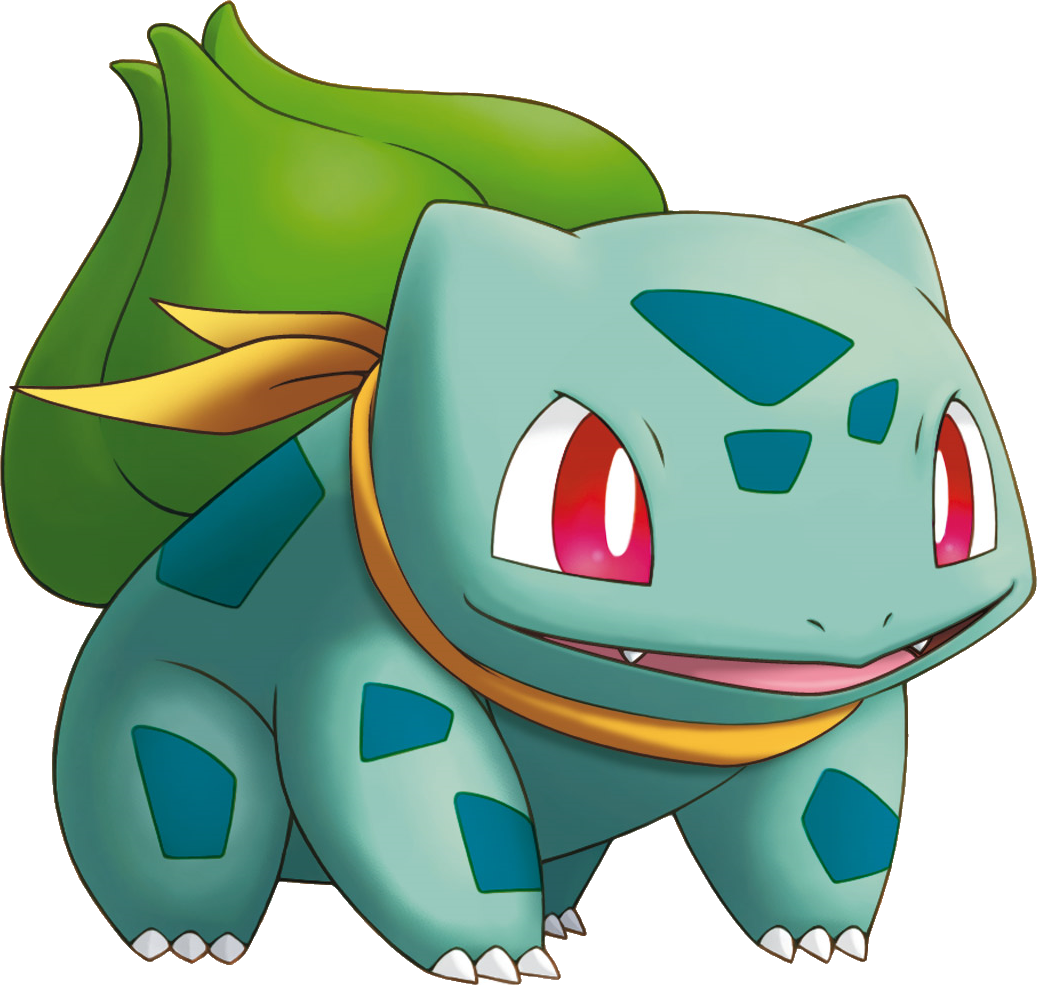 Pokeball clipart high resolution. Bulbasaur pokemon picture