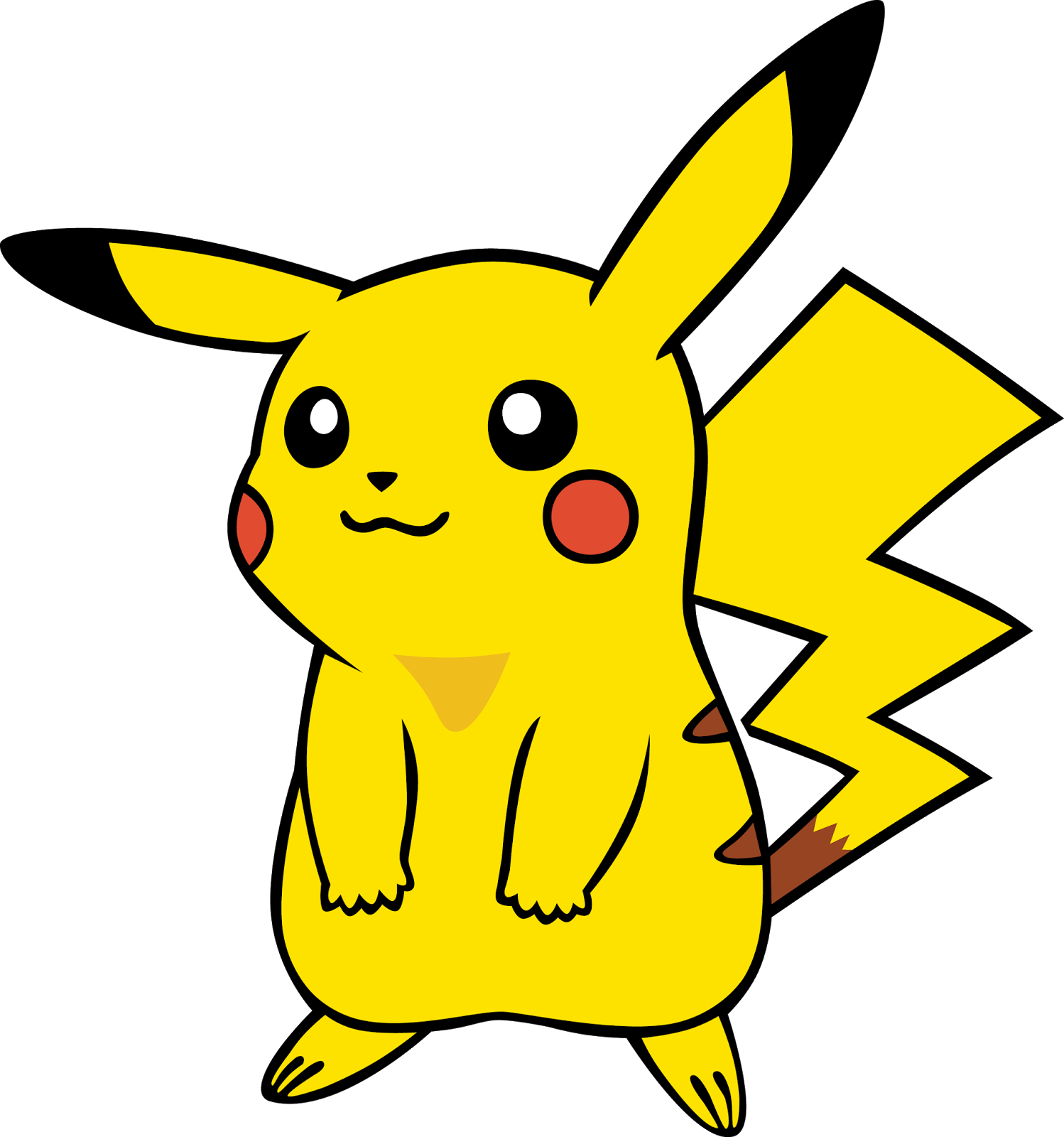 Pikachu free print jokingart. Pokeball clipart minecraft