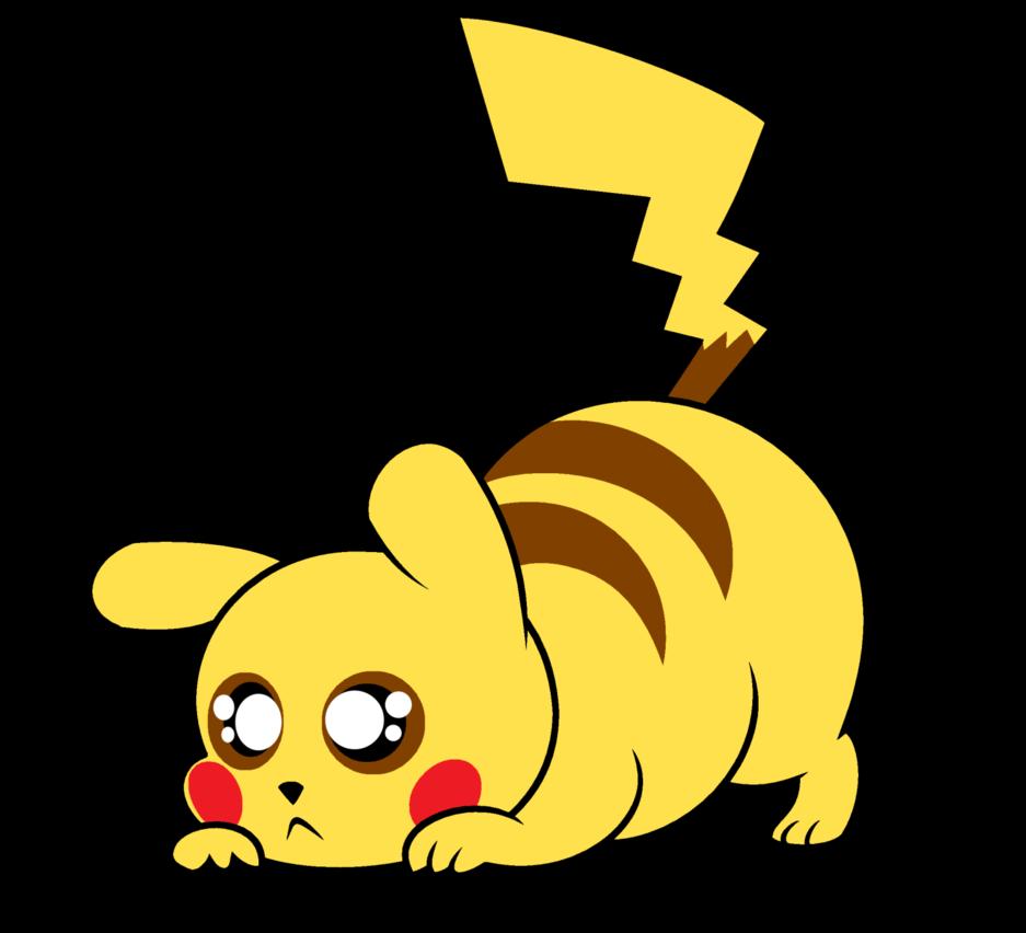 Pikachu clipart confident, Pikachu confident Transparent ...