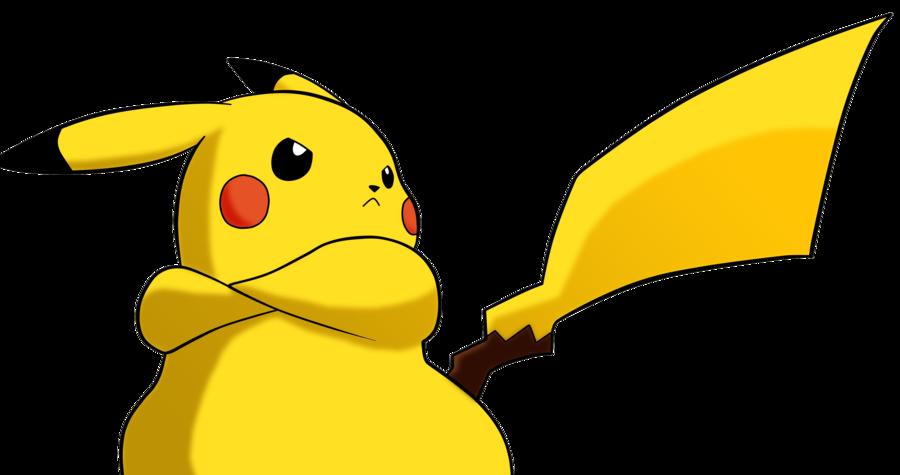 Pikachu cool