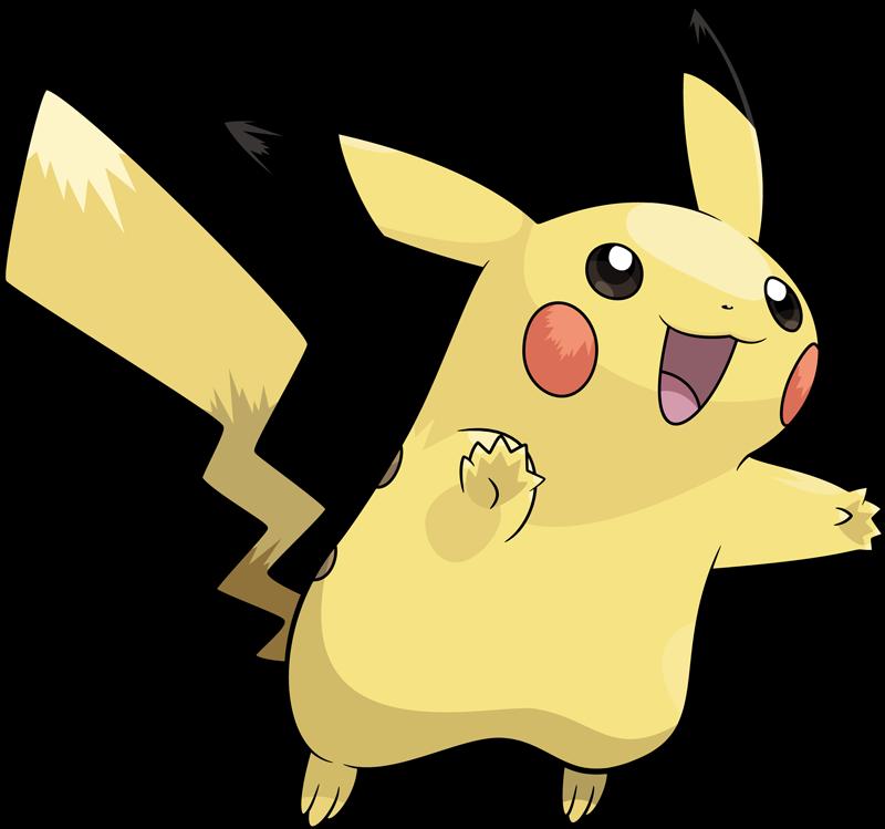 Pikachu pok dex stats. Schedule clipart student profile