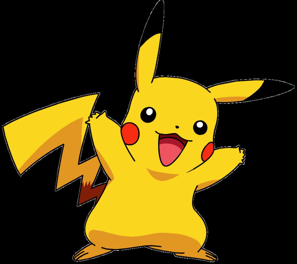 Pokemon clipart mega.  collection of pikachu