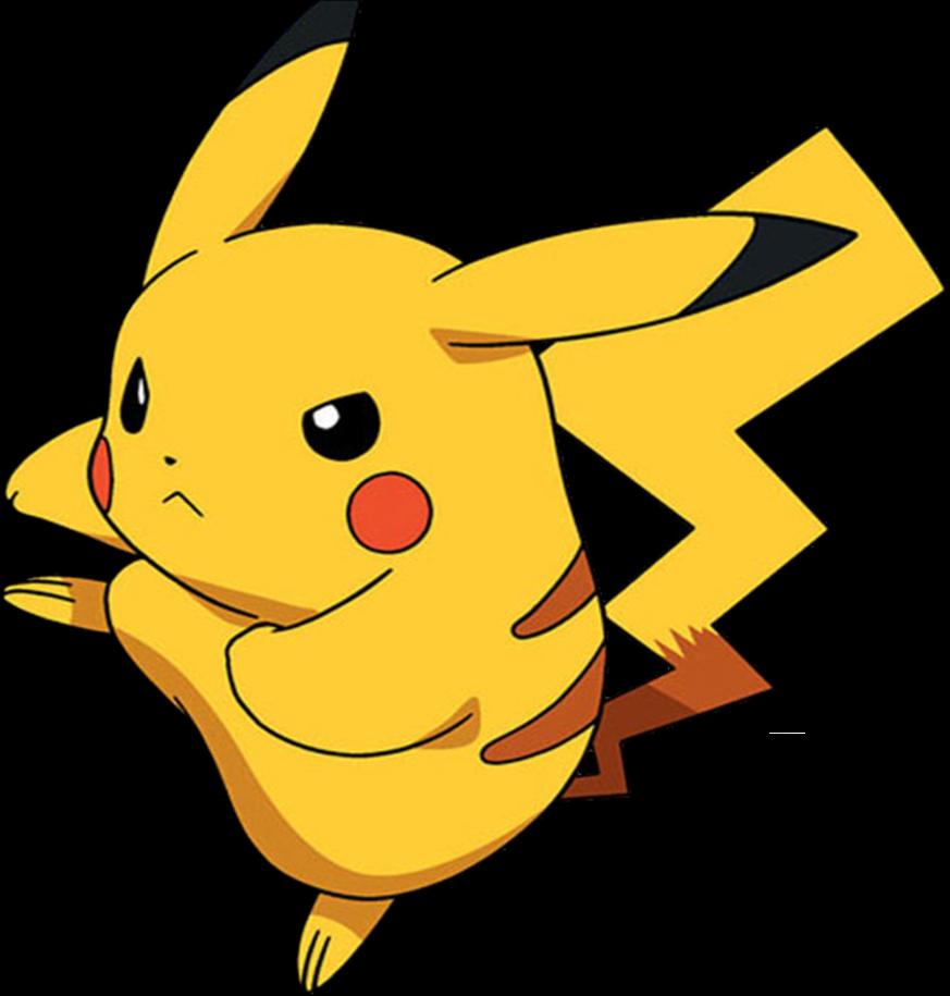 Image render by animesennin. Pikachu clipart file