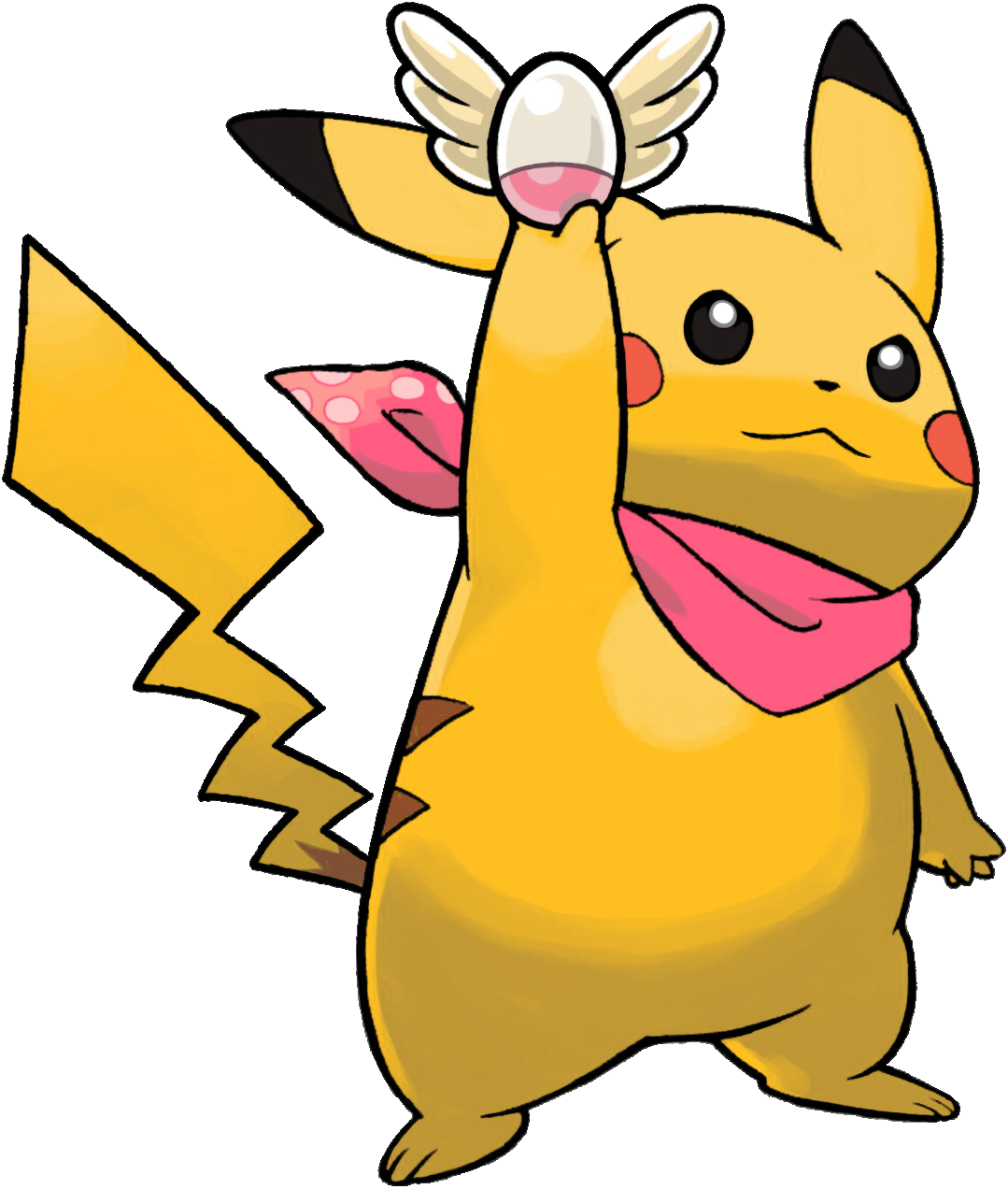 Pikachu clipart file. Image pmd shiny png