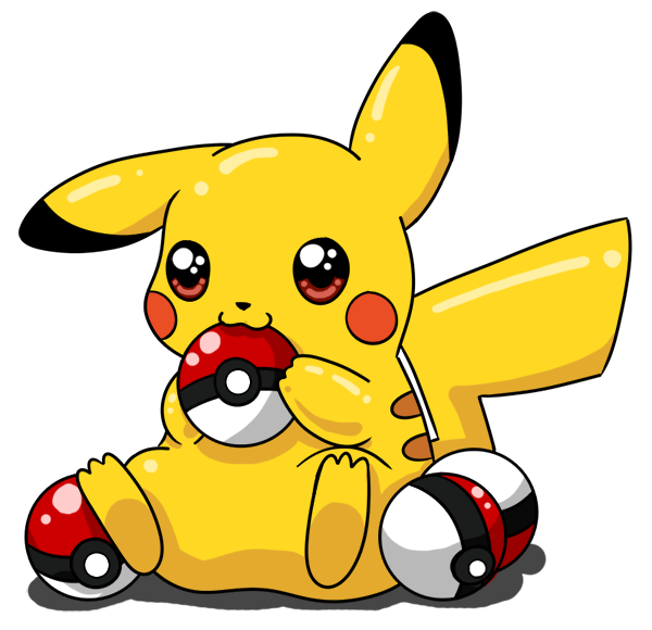 Pin by zoie t. Pikachu clipart graduation