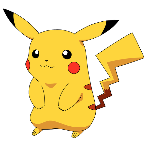 Pikachu clipart heart. If ash s is