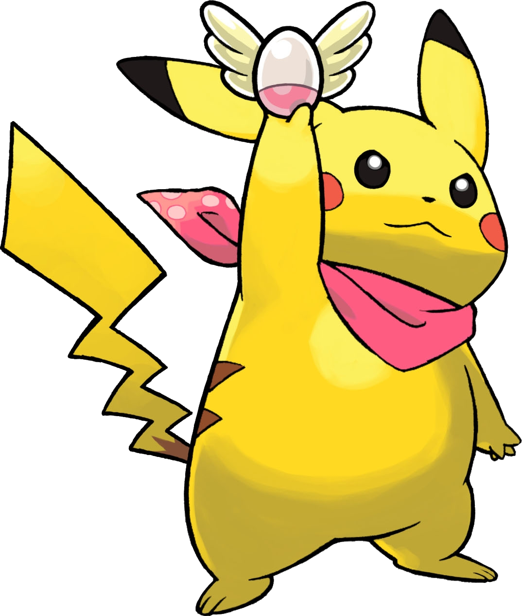 Pikachu clipart heart. Image pokemon mystery dungeon