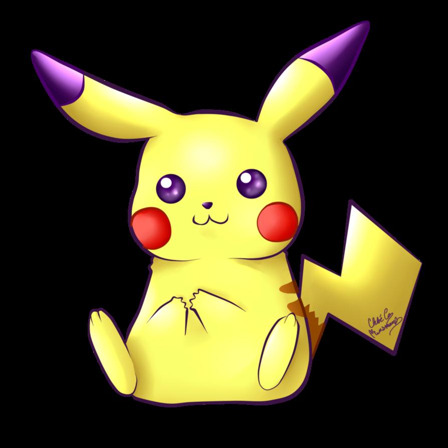 Pikachu clipart kawaii, Pikachu kawaii Transparent FREE ...