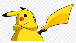 Pokemon meme png free. Pikachu clipart lightning