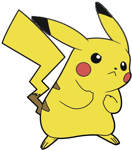 Pokemon clipart version. Clip art cartoon