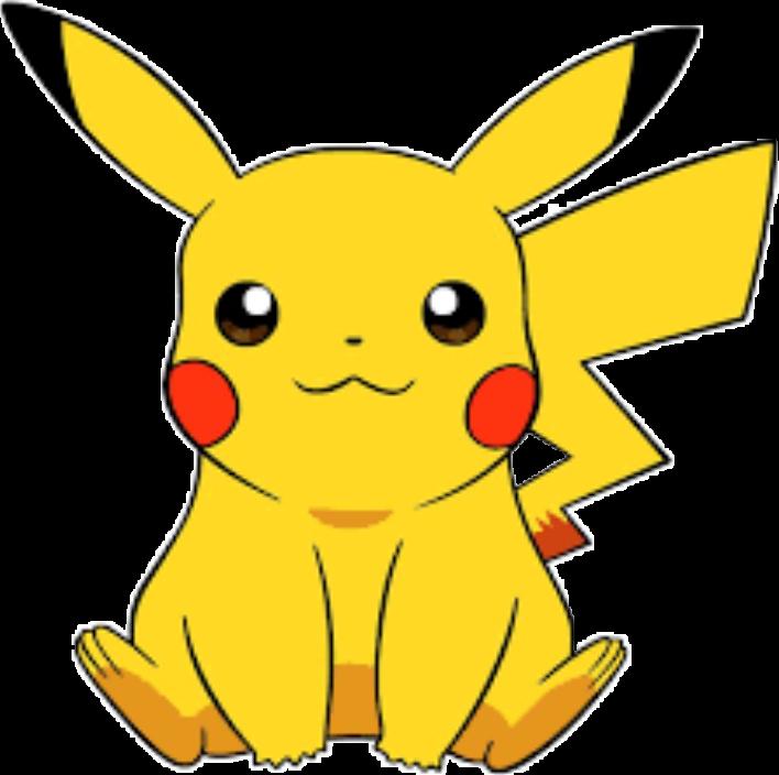 Pokeball clipart pikachu. Pok mon pokemon pikachusticker