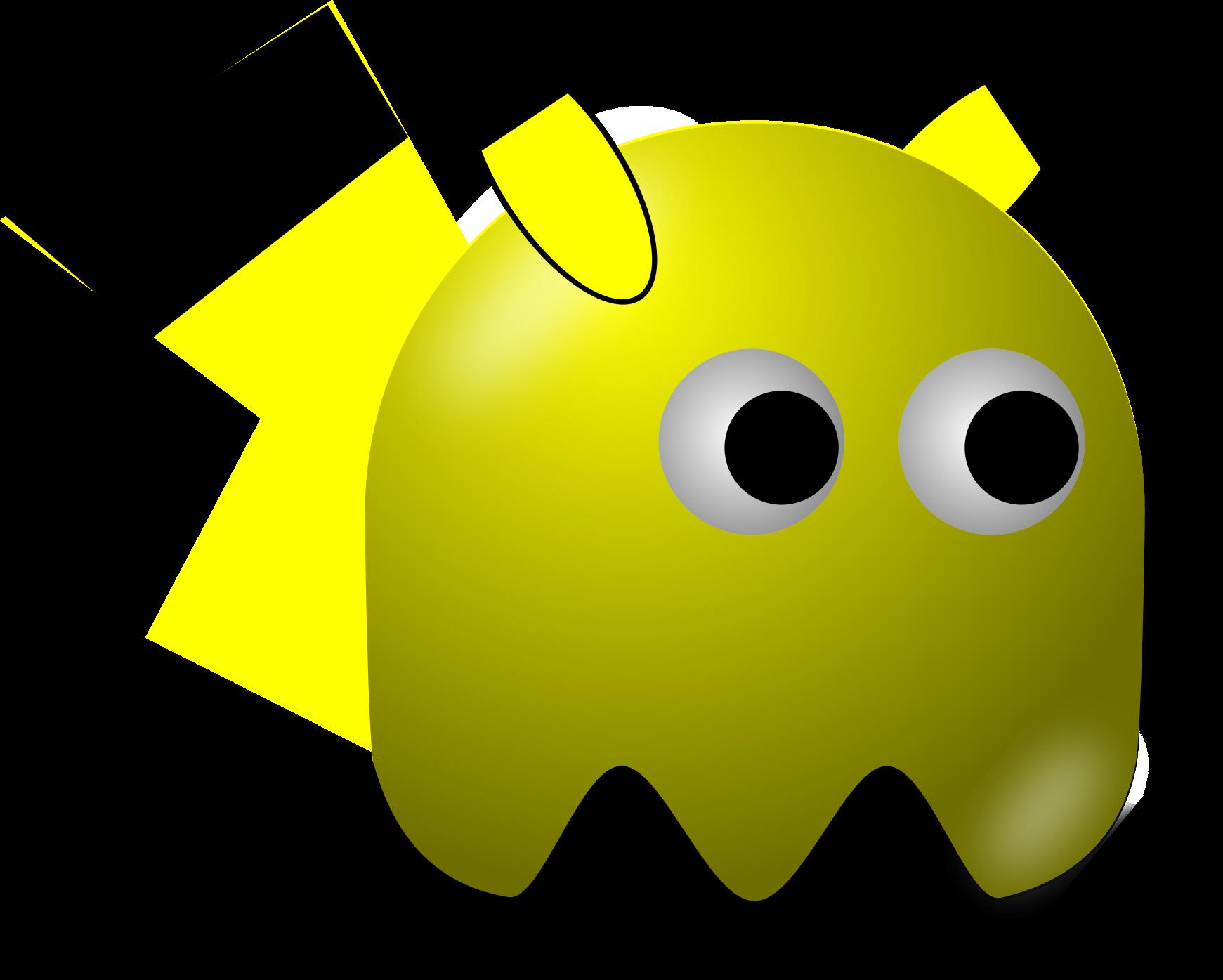 Pikachu clipart pdf. Padepokan big image png