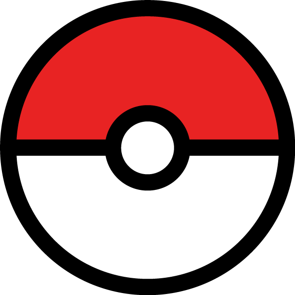 Pokemon ball at getdrawings. Pokeball clipart outline