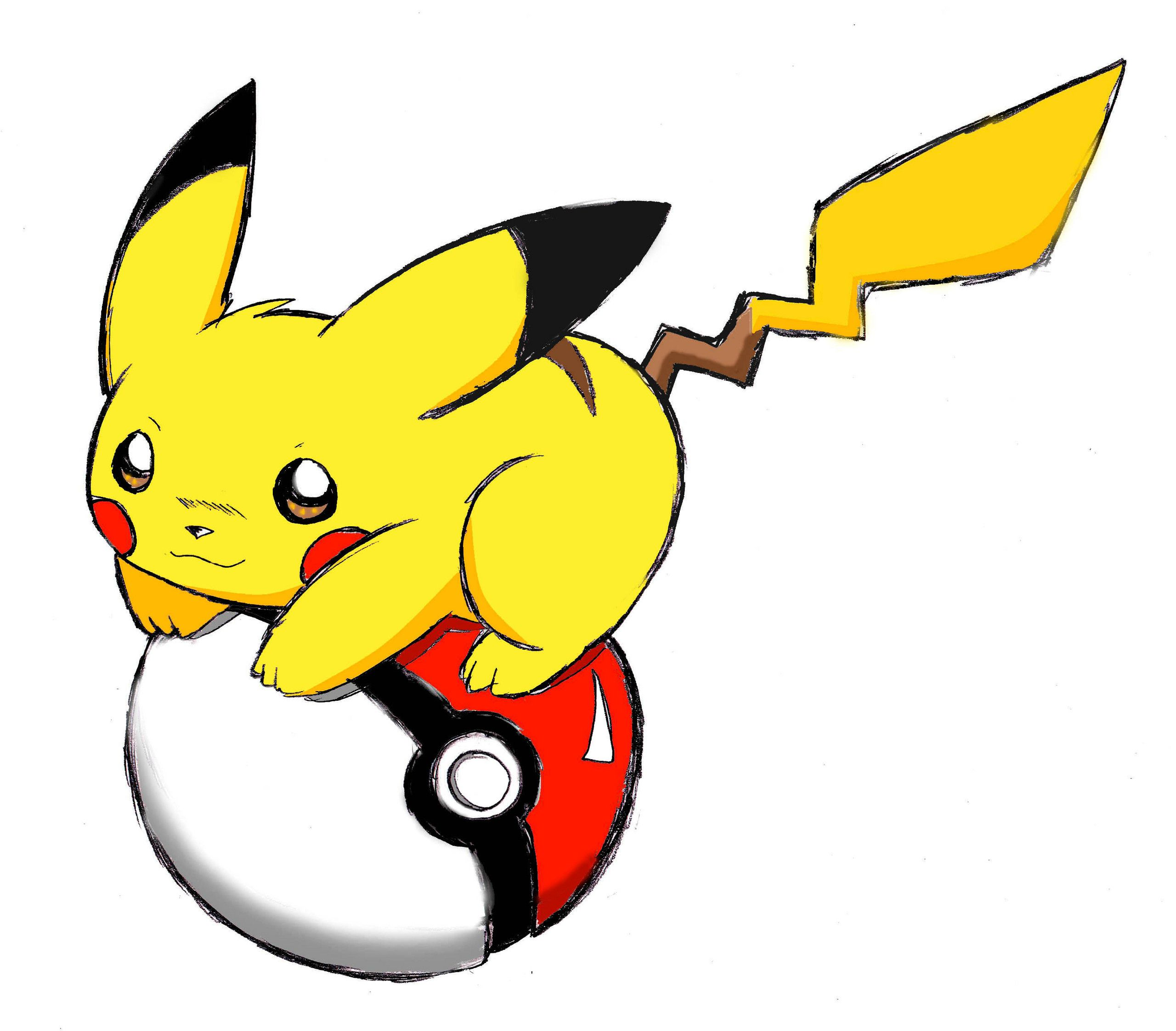 Pokeball clipart cute pikachu. With lover tattoo