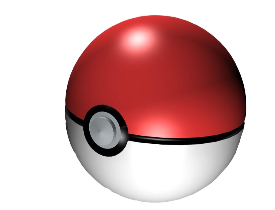 Pokemon ball png images. Pikachu clipart pokeball drawing