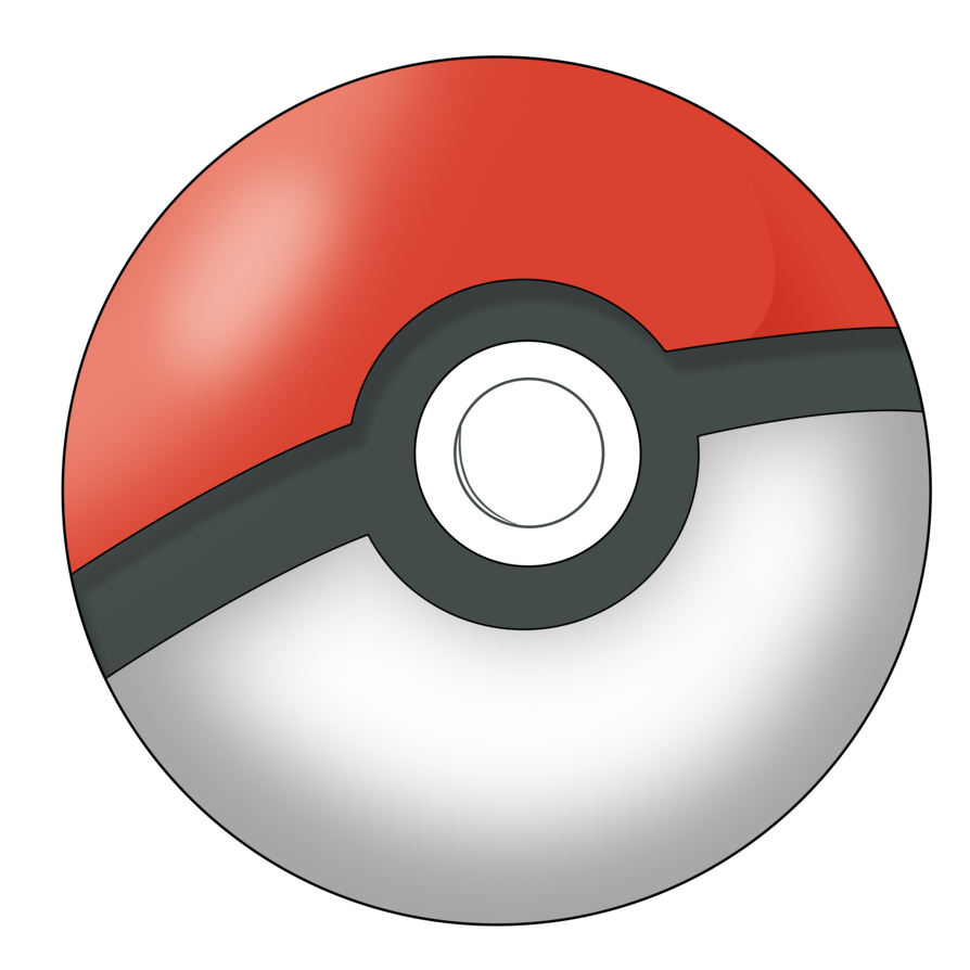 Pokemon ball png images. Pokeball clipart cool