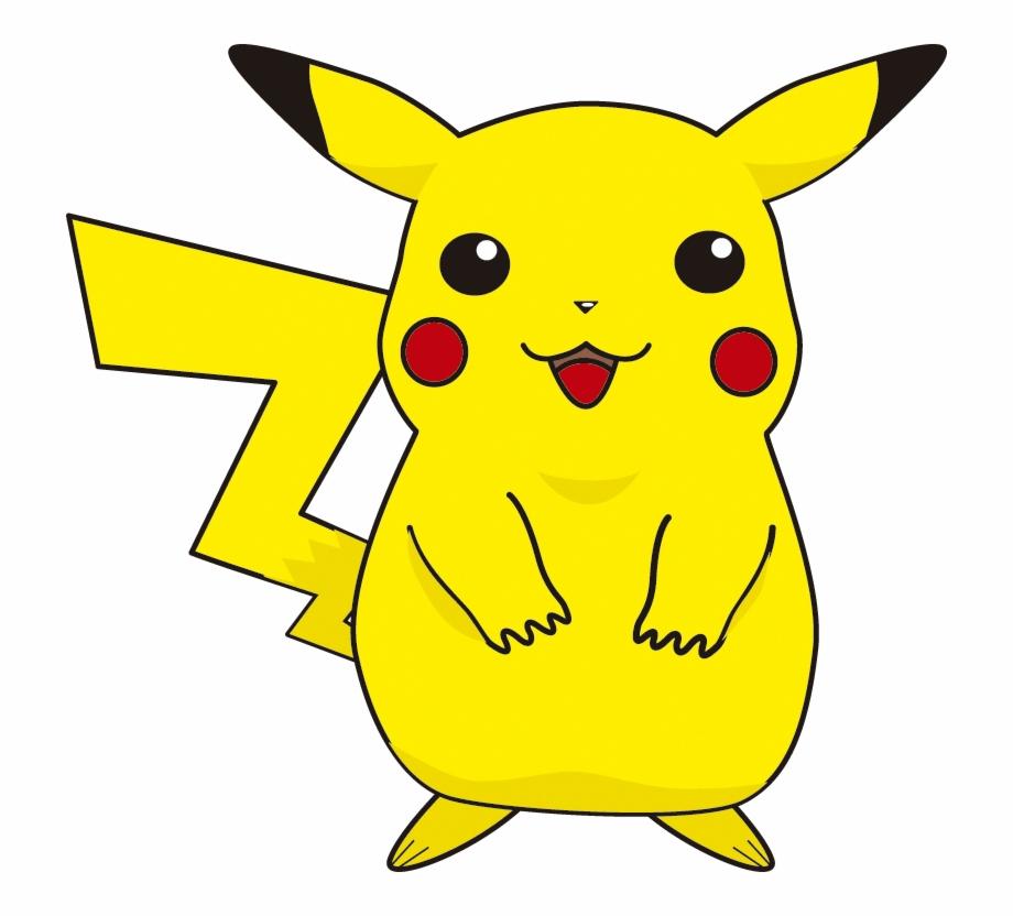 Printables free pokemon png. Pikachu clipart printable