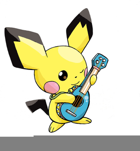 Cute free images at. Pikachu clipart thunderbolt