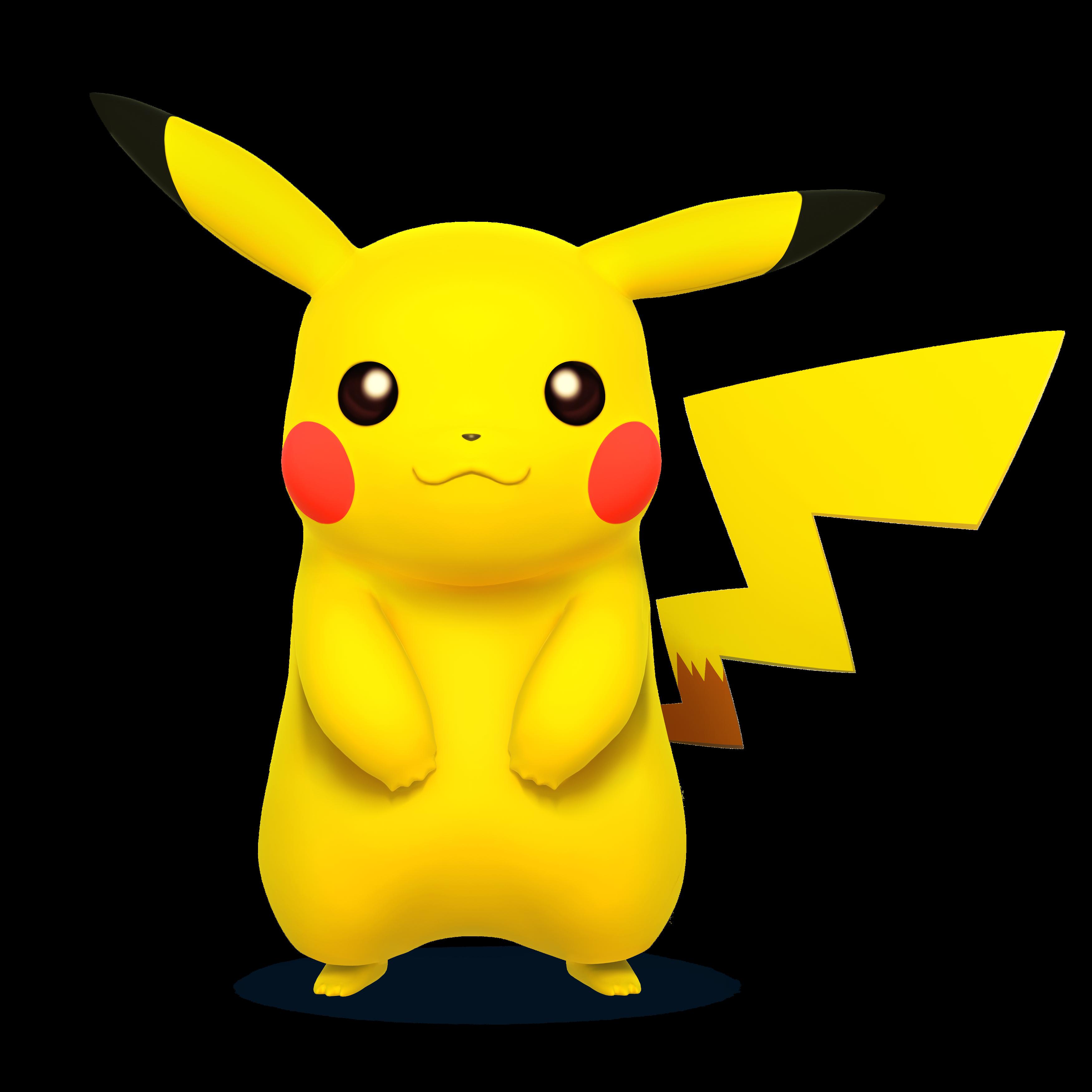 Pikachu clipart thunderbolt. Ssbh fantendo nintendo fanon