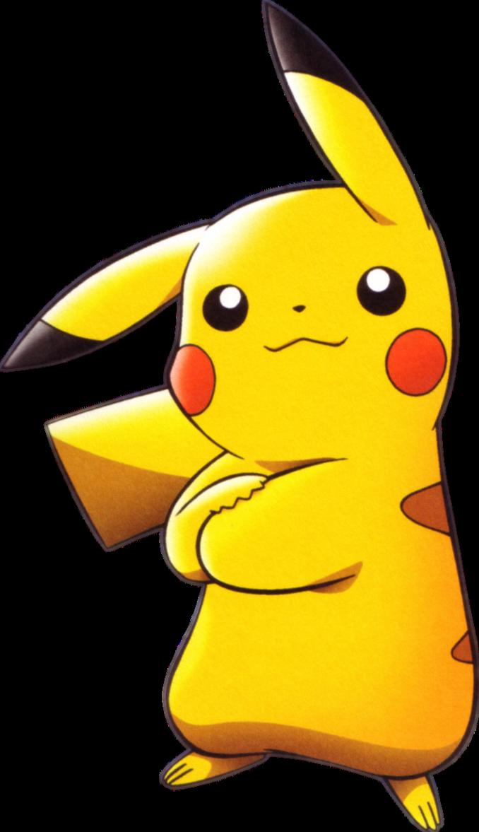 Pikachu clipart thunderbolt. General grievous vs ash