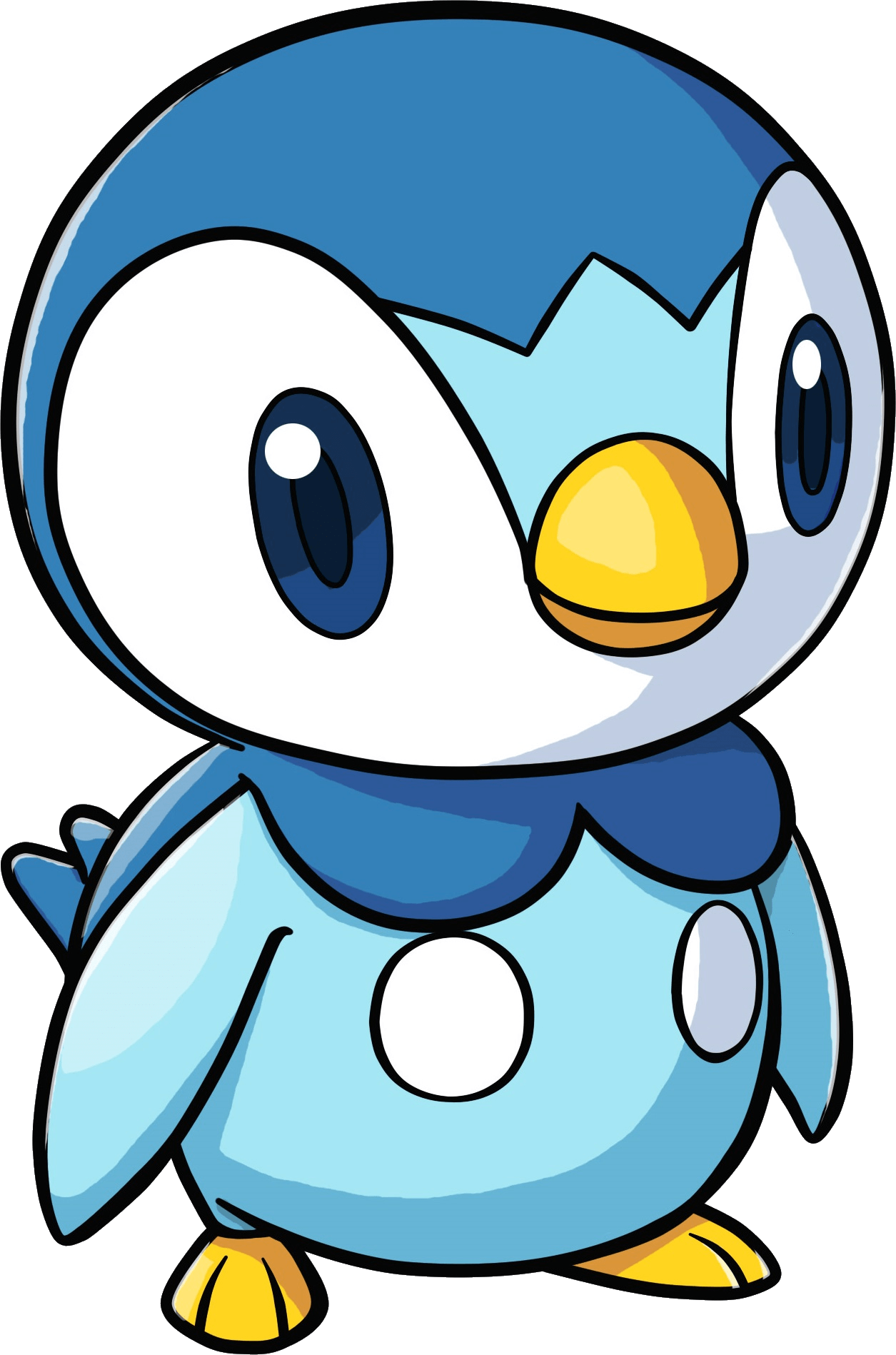 Pokeball clipart transparent background. Piplup pokemon png