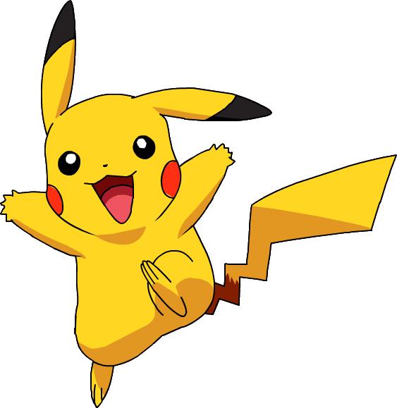 Image pikachu anime png. Potato clipart twister
