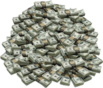 Pile of money png. Download for free in