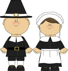Google search thanksgiving . Pilgrim clipart